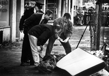 1992-1252 Drugsdode, In de Rosier Faassenstraat wordt het lijk van een 33jarige Fransman aangetroffen.