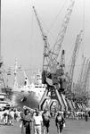 1992-1333 Havendag 1992, Mede door het zomerse weer is de Havendag weer een groot succes.