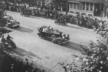 1992-198-TM-201 Van boven naar beneden gezien:198: Koninklijk bezoek op 9 oktober 1936.199: Spreuk Je maintaindrai ...