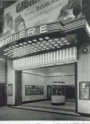 1992-2875 Bioscoop Theater Lumière aan de Coolsingel.