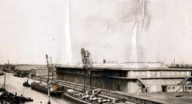 1992-3667 Gezicht op de Keilehaven. Bij het Katoenveem.