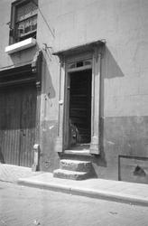1992-595 Gezicht in de Krattensteeg.