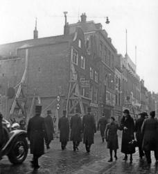 1993-3780 Gezicht in de Hoogstraat. Links vooraan is het derde pand de bioscoop Asta.
