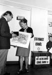 1993-6133 Kunstveiling ten gunste van Israël, ten gevolge van de Zesdaagse oorlog.