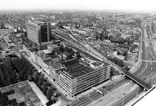 1993-6518-EN-6519 Overzicht van het CS kwartier en de AgniesebuurtVan boven naar beneden afgebeeld:-6518: Overzicht ...