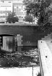 1993-6553 In de Steigersgracht is watervervuiling.