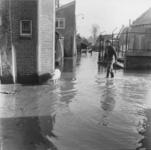 1993-660 Een combinatie van zeer zware storm en springvloed veroorzaakt een watersnoodramp in Zeeland en delen van ...