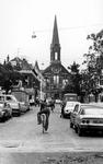 1993-6640-EN-6641 De TollensstraatVan boven naar beneden afgebeeld:-6640: De Tollensstraat uit zuidelijke richting met ...