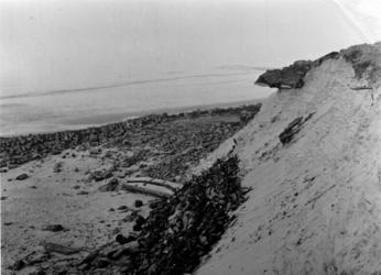 1993-709 Een combinatie van zeer zware storm en springvloed veroorzaakt een watersnoodramp in Zeeland en delen van ...