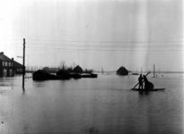 1993-783 Een combinatie van zeer zware storm en springvloed veroorzaakt een watersnoodramp in Zeeland en delen van ...
