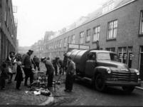 1993-789 Een combinatie van zeer zware storm en springvloed veroorzaakt een watersnoodramp in Zeeland en delen van ...
