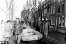 1993-810 Een combinatie van zeer zware storm en springvloed veroorzaakt een watersnoodramp in Zeeland en delen van ...