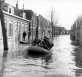 1993-826 Een combinatie van zeer zware storm en springvloed veroorzaakt een watersnoodramp in Zeeland en delen van ...
