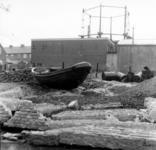 1993-942 Een combinatie van zeer zware storm en springvloed veroorzaakt een watersnoodramp in Zeeland en delen van ...