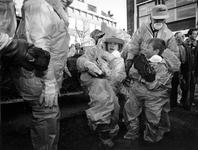 1994-1919 Bewoners starten zelf de bodemsanering van hun vervuilde Vlinderbuurt.