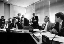 1994-2020 Boze erfpachters uit Rotterdam, Capelle aan den IJssel en Nieuwerkerk aan den IJssel protesteren bij het ...