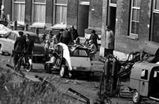 1997-1855 De Haarlemmerstraat bij de Molenwaterweg.