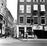 1998-1056 De Oude Binnenweg met links het Molenpad.