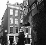1998-1072 De Oude Binnenweg met links het Molenpad.
