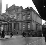 1998-1113 Het Schielandshuis aan de Korte Hoogstraat. Rechts de Boijmansstraat, in de volksmond de Boijmanshol genoemd.