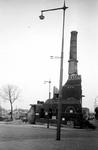 1998-1255 Gezicht op de door het Duitse bombardement van 14 mei 1940 getroffen omgeving van de Gedempte Binnenrotte, ...