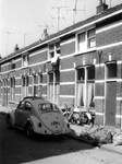 1998-452-TM-461 Rotterdamse straten. Serie van 248 foto's, catalogus- nummers 1998-352 t/m -599. Afgebeeld 1998-452 t/m ...