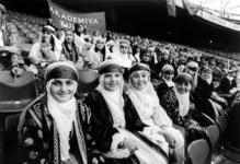 2000-519 12 september 1998Cultureel festival van Koerden in het Feyenoord Stadion.