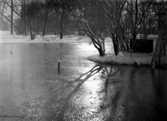 2001-1220 Het Park in de sneeuw.