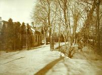 2001-2526-2 Buitenplaats Dijkzigt, woonhuis van de familie Hoboken aan de Westzeedijk 145, interieur en exterieur ...