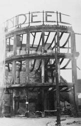 2003-170-31 Album met 98 foto's voorstellende het centrum van Rotterdam enige tijd na het bombardement van 14 mei 1940 ...