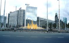 2003-905-1001-TM-1100 Stadsgezichten. Onderwerpen: voornamelijk het centrum, bezoek Koningin Beatrix aan Rotterdam op ...