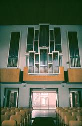 2003-917-1-TM-100 Bestaande en verdwenen kerken in Rotterdam na 1945. Exterieurs en interieurs van o.a. de Oude Kerk te ...