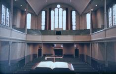 2003-917-401-TM-500 Bestaande en verdwenen kerken in Rotterdam na 1945. Exterieurs en interieurs van o.a. de ...