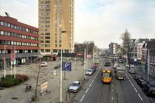 2004-493-44-TM-50 Reportage van de zogenaamde Hofpleinlijn en omge- ving tussen station Hofplein en het Noorderkanaal. ...
