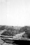 2004-55-15 Gezicht op de door het Duitse bombardement van 14 mei 1940 getroffen omgeving van de Leuvehaven aan de ...