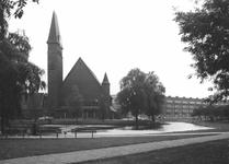 2004-5846 De Statensingel met Prinsekerk.