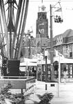 2004-5970 De Coolsingel met kabelbaan tijdens de manifestatie C'70.