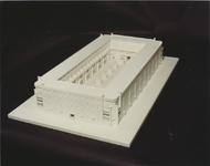 2004-7564 Maquettes en ontwerpen van het stadscentrum, met onder meer: Hofdijk, Katshoek, Jan Luykenstraat, ...