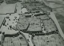 2004-7584 Mauqettes van Zuiderpark dd. 1949. Getoond wordt een selectie van 2 foto's uit 6: no. 5 en 6.
