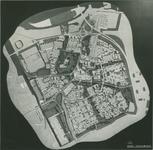 2004-7595 Maquettes van uitgevoerde en niet uitgevoerde ontwerpen voor de wijken Groot IJsselmonde en Lombardijen, ca. ...