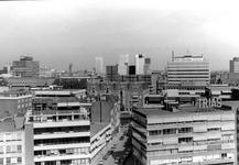 2005-10541 Op de voorgrond de omgeving van de Wijnbrugstraat, Wijnhaven, uit zuidelijke richting gezien. Verderop o.a. ...