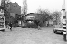 2005-10960-EN-10961 Piccolo Theater/ Rotterdamse Schouwburg:Van boven naar beneden:-10960: Het Piccolo theater aan de ...