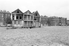 2005-10973 Slooppanden in de omgeving van de Wiekstraat, Snellemanstraat, Woelwijkstraat. Rechts op de achtergrond ...