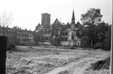 2005-10990 Het restant van de Redemptoristenkerk oftewel Kerk van de Allerheiligste Verlosser aan de Goudse Rijweg, ...