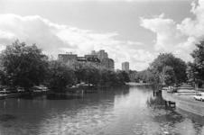 2005-11286 De Rotte gezien vanaf de Noorderbrug. Uit het noorden gezien.