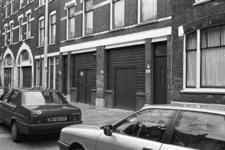 2005-11313 De Joost van Geelstraat ter hoogte van nr. 68 de voormalige synagoge Lew-Jom.