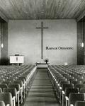 2005-1484 Interieur van de Opstandingskerk van de Nederlands Hervormde Kerk aan het Lisplein.