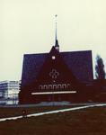 2005-1486 Exterieur van de Nieuwe Kerk van de Nederlands Hervomde Kerk aan het Zuidplein.