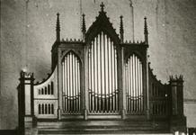 2005-1490 Het orgel van de Westerkerk aan de Kruiskade van de Nederlands Hervormde Kerk.