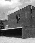 2005-1497 Exterieur van de Pauluskerk aan de Mauritsweg van de Nederlands Hervormde Kerk.